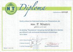 Diploma Pauline